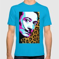 I'm Sexy And I Know It Mens Fitted Tee Teal SMALL