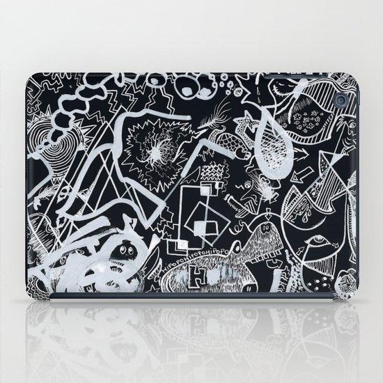 In Black iPad Case