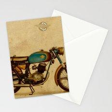 Ducati 125 Aurea 1958 Stationery Cards