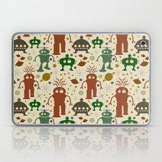 Robot Invasion! Laptop & iPad Skin
