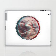 Ce N'est Pas Plat [This is Not Flat] Laptop & iPad Skin