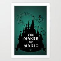 Disney Art Print