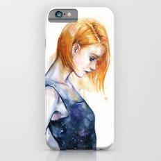 heliotropic girl  iPhone 6 Slim Case