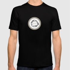 thorns SMALL Black Mens Fitted Tee