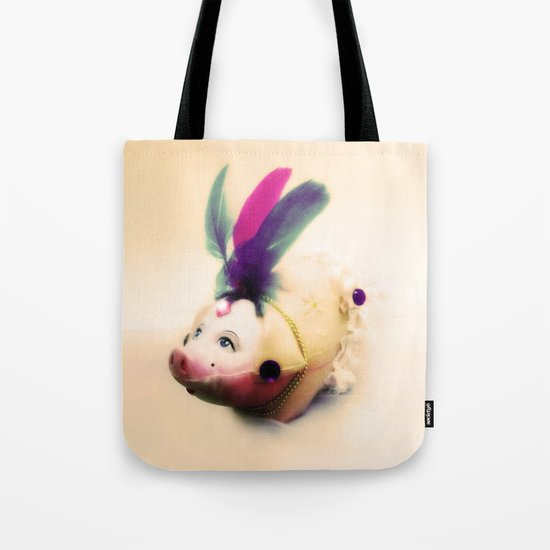 Lady Chancha Tote Bag