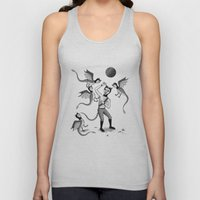 Wings and Talons Unisex Tank Top