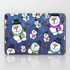 Frosties The Snowmen. iPad Case