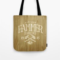 HAMMER BROTHERS Tote Bag