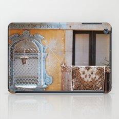 Porto Window iPad Case