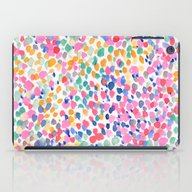 iPad Case featuring Lighthearted (Pastel) by Jacqueline Maldonado