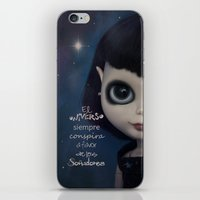 Soñadores iPhone & iPod Skin