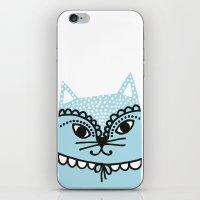 Katze #1 iPhone & iPod Skin
