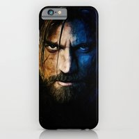 iPhone & iPod Case featuring The Kingslayer by D77 The DigArtisT