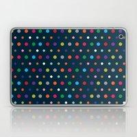 Color Polka Laptop & iPad Skin