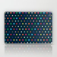 Color Polka Laptop & iPad Skin