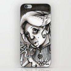 Lady Heartwood iPhone & iPod Skin