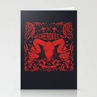 Cherokee Stationery Cards