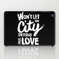 This City iPad Case