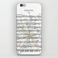 Sonatina iPhone & iPod Skin