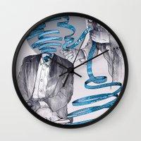 Mind Reader Wall Clock