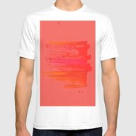 In Lust Mens Fitted Tee White SMALL