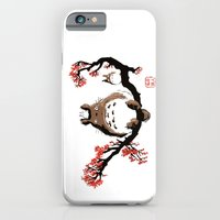 iPhone & iPod Case featuring Mon voisin T. by Krikoui