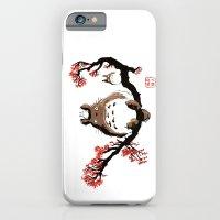 Mon Voisin T. iPhone 6 Slim Case