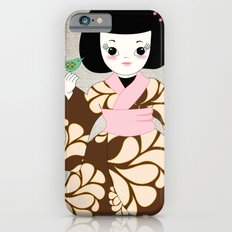 Madame Butterfly Slim Case iPhone 6s