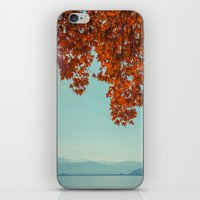 Autumn lights and summer serenity iPhone & iPod Skin