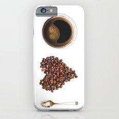 I Love Coffee iPhone 6 Slim Case
