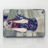 Paris Vintage 3 iPad Case