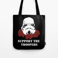 Support the Troopers Tote Bag