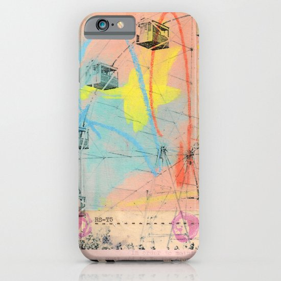 """Whirls"" iPhone & iPod Case"