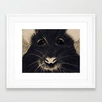 Mice Me Up Framed Art Print