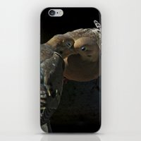 Amour iPhone & iPod Skin