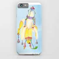 Banana Peeler iPhone 6 Slim Case