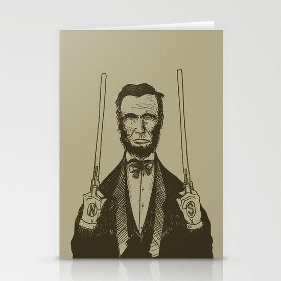 Abe Stationery Card