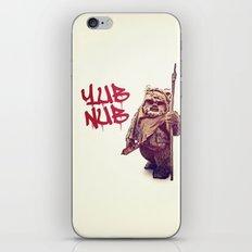 Yub Nub iPhone & iPod Skin