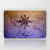 Terra Incognita Laptop & iPad Skin