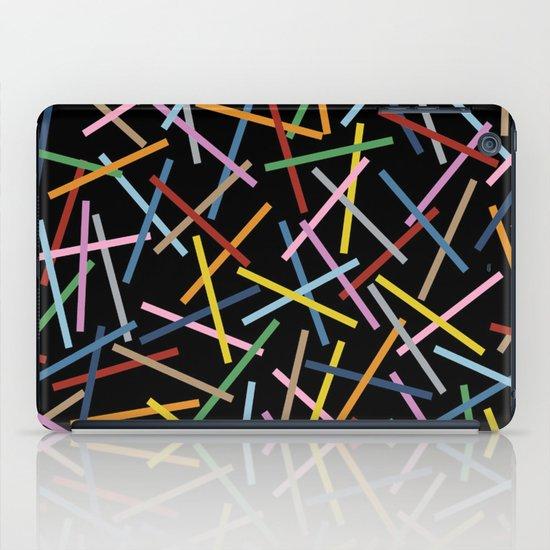 Kerplunk Black iPad Case