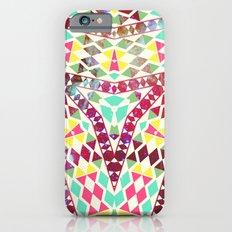 Neon Bible iPhone 6 Slim Case