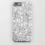 Isometric Urbanism Pt.1 iPhone 6 Slim Case