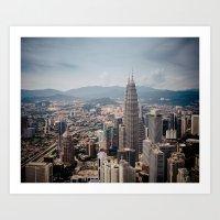 Petronas Art Print