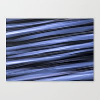 Abstract Water Canvas Print