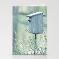 {Swallow House} Stationery Cards