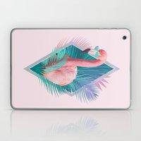 Tropical Leaves Laptop & iPad Skin