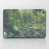 Mountain Of Solitude iPad Case