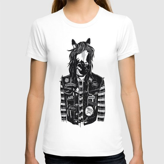 M E G A H O E R S E T-shirt