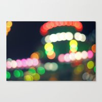 Let's Make a Night to Remember Canvas Print