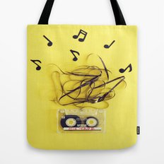 Mix Tape (ANALOG ZINE) Tote Bag